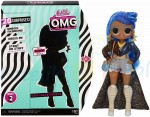 LOL Surprise O.M.G. Top Secret seria 2 Fashion Doll Miss Independent