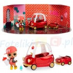 LOL Surprise Furniture Cozy Coupe Swag