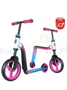 Hulajnoga i rowerek Scoot Ride Highwaybuddy 2w1 Pink