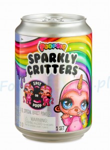 Poopsie surprise sparkly critters unicorn