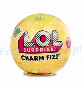 LOL Surprise Charm fizz