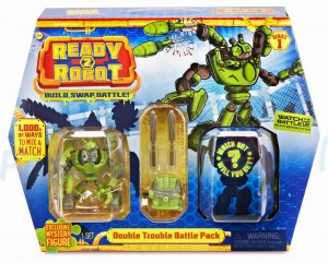 Ready2Robot Battle Pack Tank