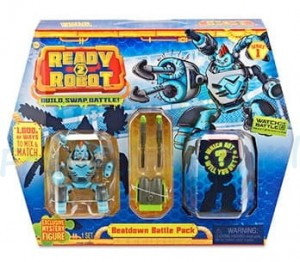 Ready2Robot Battle Pack Thermo