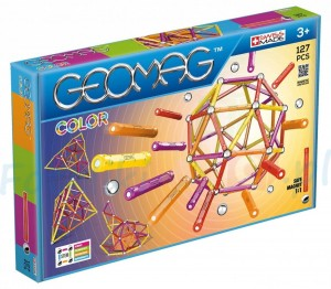 Geomag Color 127 elementów