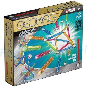 Geomag Color Glitter 30 elementów